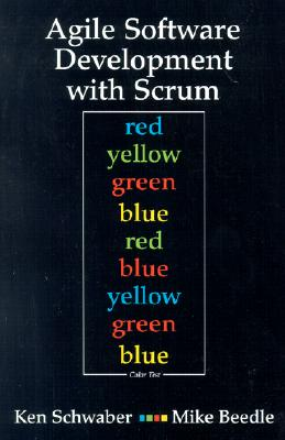 Agile Software Development with Scrum Cover Image