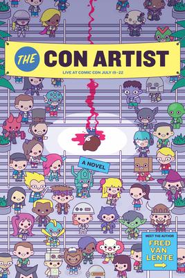 The Con Artist: A Novel Cover Image