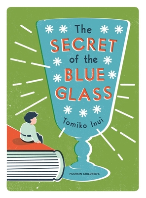 The Secret of the Blue Glass Cover Image