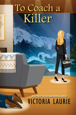 To Coach a Killer (A Cat & Gilley Life Coach Mystery #2) Cover Image