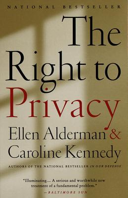 The Right to Privacy Cover Image