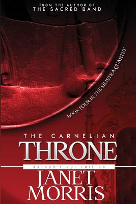 Cover for The Carnelian Throne