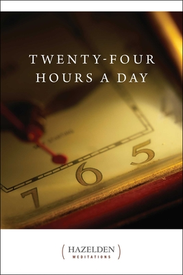 Twenty-Four Hours a Day (Hazelden Meditations) Cover Image