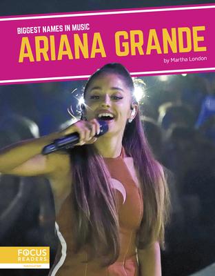 Ariana Grande Cover Image