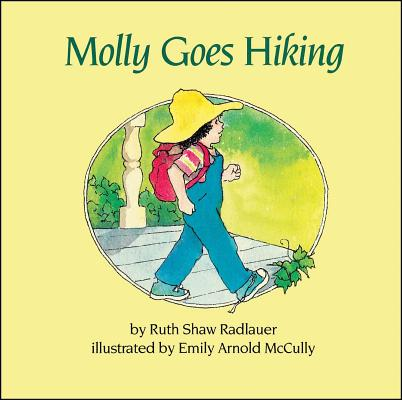 Cover for Molly Goes Hiking