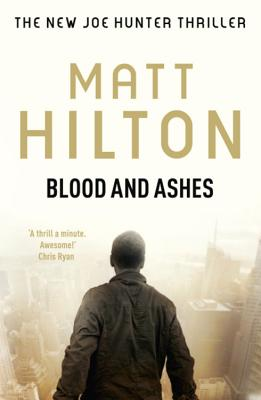 Blood Ashes Cover Image