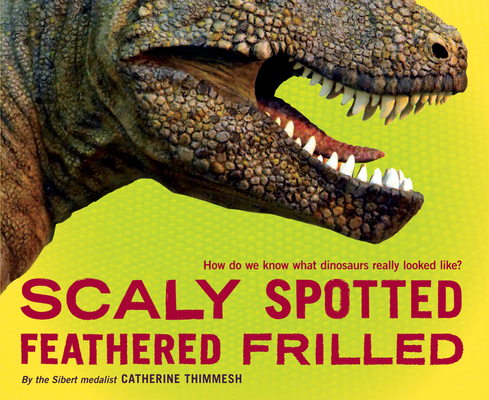 Scaly Spotted Feathered Frilled Cover