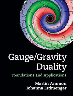 Gauge/Gravity Duality Cover Image