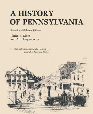 A History of Pennsylvania Cover