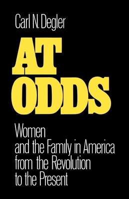 Cover for At Odds