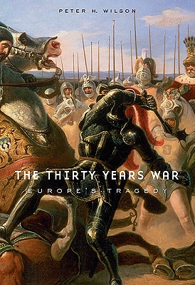Cover for The Thirty Years War
