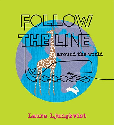 Follow the Line Around the World Cover