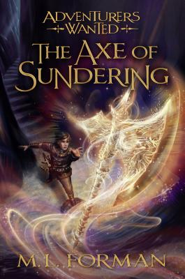 The Axe of Sundering Cover