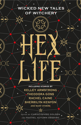 Hex Life: Wicked New Tales of Witchery Cover Image