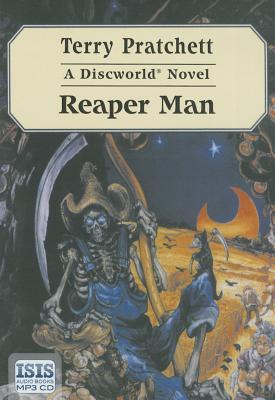 Reaper Man (Discworld Novels (Audio)) Cover Image