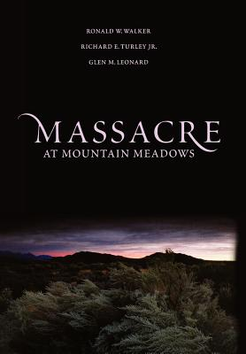 Massacre at Mountain Meadows Cover