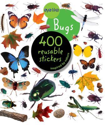 Eyelike Stickers: Bugs Cover Image