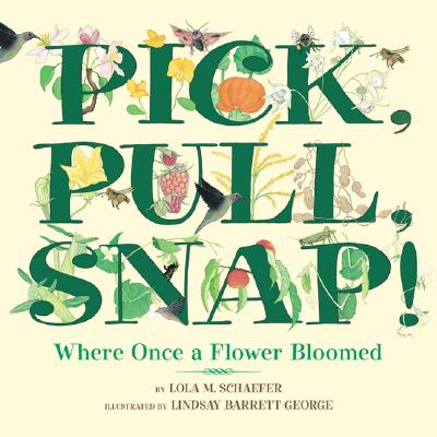 Pick, Pull, Snap! Cover