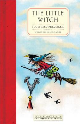 The Little Witch Cover Image