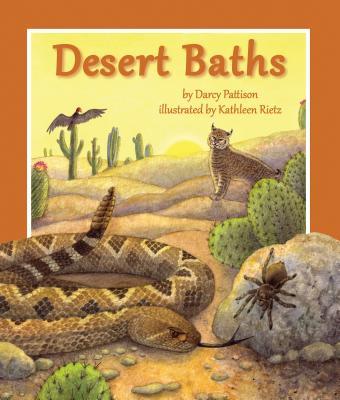 Desert Baths Cover