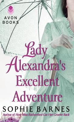 Lady Alexandra's Excellent Adventure Cover Image