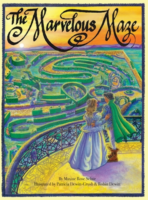 The Marvelous Maze Cover Image