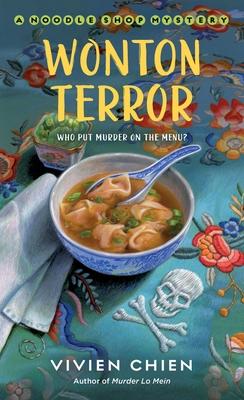 Wonton Terror: A Noodle Shop Mystery Cover Image
