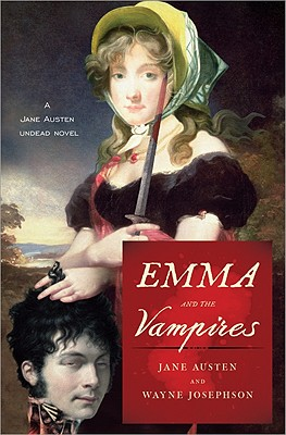 Emma and the Vampires Cover