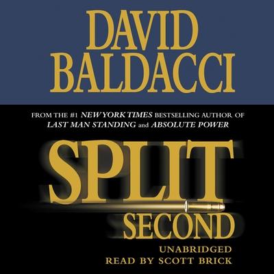 Split Second Cover