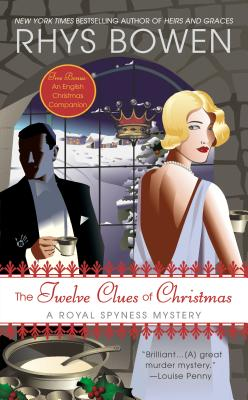 The Twelve Clues of Christmas: A Royal Spyness Mystery Cover Image