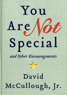 You Are Not Special Cover