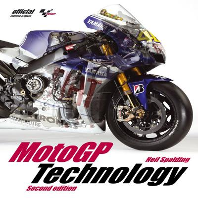 MotoGP Technology: 2nd Edition Cover Image