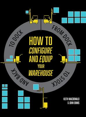 How to Configure and Equip your Warehouse: From dock to stock and back to dock. Cover Image