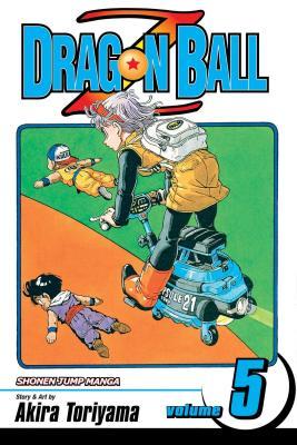 Dragon Ball Z, Vol. 05 cover image