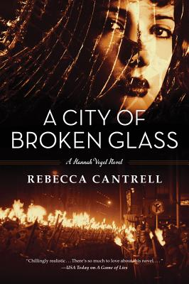 A City of Broken Glass Cover