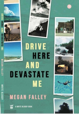 Cover for Drive Here and Devastate Me
