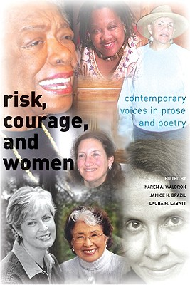 Cover for Risk, Courage, and Women