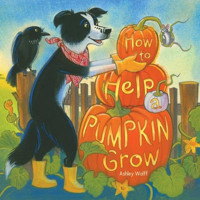 How to Help a Pumpkin Grow Cover Image