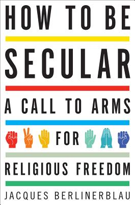 How to Be Secular Cover