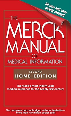 The Merck Manual of Medical Information: Second Home Edition Cover Image