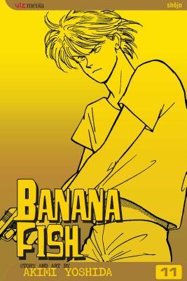 Banana Fish, Vol. 11 Cover Image