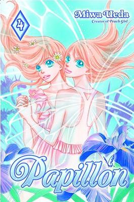 Papillon 4 Cover
