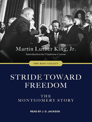Stride Toward Freedom: The Montgomery Story (King Legacy #1) Cover Image