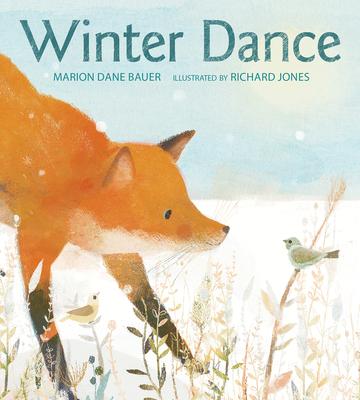 Winter Dance (board book) Cover Image