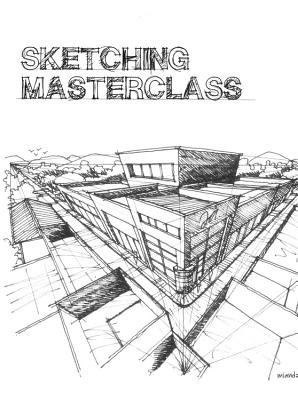 Sketching Masterclass Cover