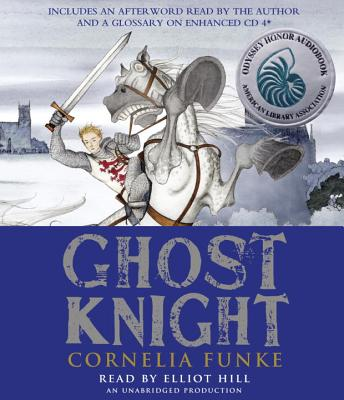 Ghost Knight Cover