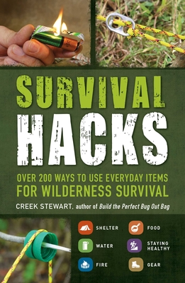 Survival Hacks: Over 200 Ways to Use Everyday Items for Wilderness Survival Cover Image