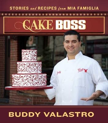 Cake Boss Cover