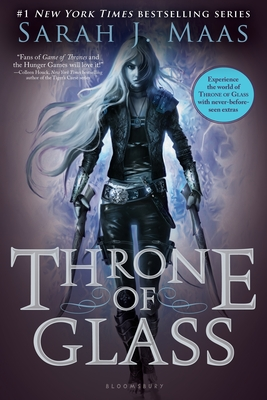 Throne of Glass (Paperback) By Sarah J. Maas