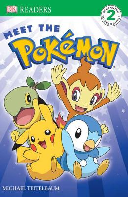 Meet the Pokemon Cover Image